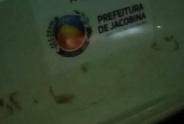 Veículos da Prefeitura de Jacobina são apreendidos por falta de pagamento do licenciamento