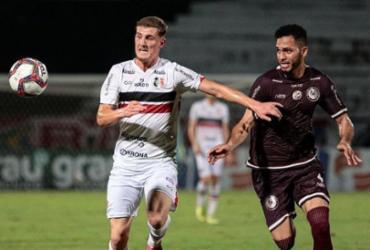 Jacuipense sofre empate nos minutos finais e segue na lanterna da Série C | Rafael Melo | Santa Cruz FC