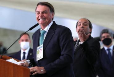 Num marketing trumpiano fracassado, Bolsonaro muda fala sobre uso de máscara | Marcos Corrêa/PR