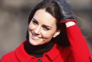 Kate Middleton diz mal poder esperar para conhecer filha de Harry e Meghan | AFP
