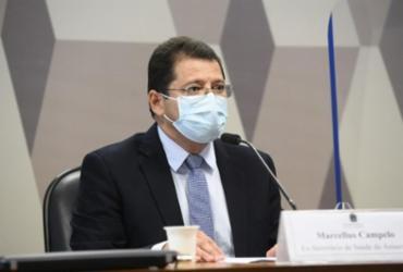 CPI da Covid: Ex-secretário do AM afirma que ministério deu ênfase a 'tratamento precoce' | Divulgação | Saúde AM