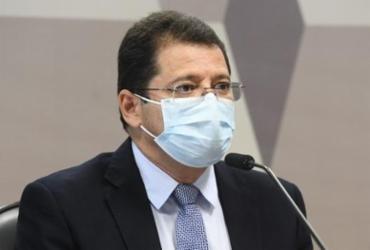 Ex-secretário reforça à CPI da Covid descaso federal em crise no AM | Agência Senado