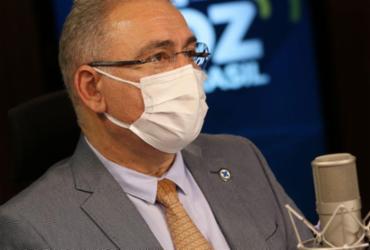 Brasil antecipou mais de 16 milhões de doses de vacinas, diz Queiroga |