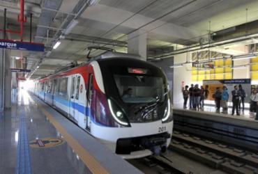 Metrô mantém funcionamento das 5h à meia-noite até 6 de agosto | Camila Souza | GOVBA