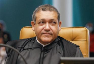 Nunes Marques vota a favor do marco temporal e Moraes pede vista do processo | Fellipe Sampaio | SCO | STF