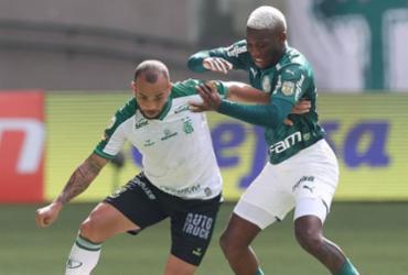 Após Lucas Lima, Palmeiras multa e afasta Patrick de Paula, flagrado em festa |