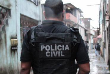 Suspeito morre e drogas são apreendidas em operação contra roubo a bancos | Haeckel Dias | Polícia Civil