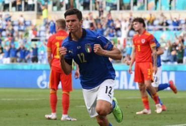 País de Gales perde para Itália, mas vai às oitavas da Euro; Suíça mantém chances | Alberto Lingria | AFP