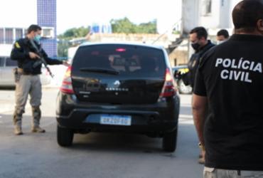 Operação integrada das polícias realiza abordagens na Palestina e Valéria | Divulgação | Polícia Civil