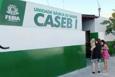 Posto de saúde em Feira de Santana é arrombado e vacinação suspensa | Reprodução | Acorda Cidade