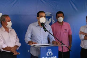 Bruno Reis envia pedido de reconhecimento de calamidade pública para AL-BA |