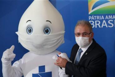 Programa de Imunização é esperança de por fim à pandemia, avalia Queiroga |