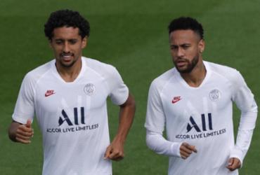 PSG veta participação de Neymar e Marquinhos nas Olimpíadas de Tóquio | Geofrroy Van Der Hasselt | AFP