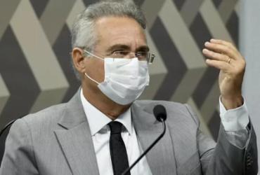 Renan Calheiros divulga lista de investigados na CPI da Pandemia | Jefferson Rudy | Agência Senado