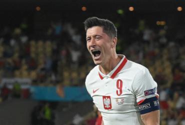 Com gol de 'Lewa', Polônia arranca empate contra Espanha e embola Grupo E da Euro |