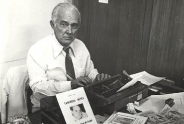 Salvador sediou o I Congresso Nacional de Trovadores e Violeiros em 1955 | Arquivo A TARDE | 17.6.1985
