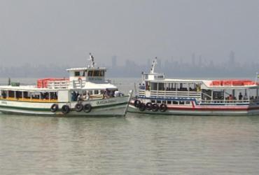 Travessia Salvador-Mar Grande é suspensa neste sábado devido a maré baixa | Divulgação | Astramab