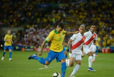 Copa América: Brasil enfrenta Peru no Nilton Santos | Fernando Frazão | Agência Brasil