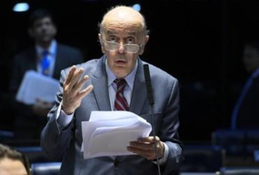 Senador José Serra é internado com covid-19 em São Paulo   Roque de Sá   Agência Senado