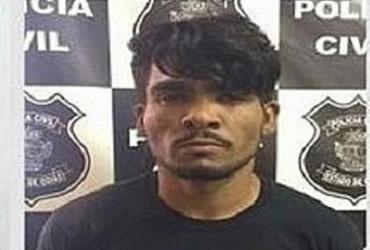 Casal e filha de 16 anos feitos reféns por 'serial killer' baiano são resgatados; suspeito segue foragido | Divulgação | Polícia Civil