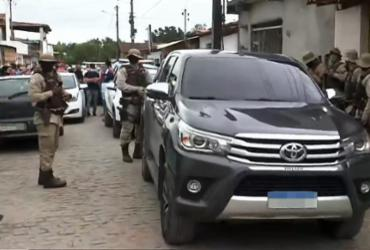 Prefeito de cidade baiana promove festa junina e é preso após confusão com a Polícia Militar