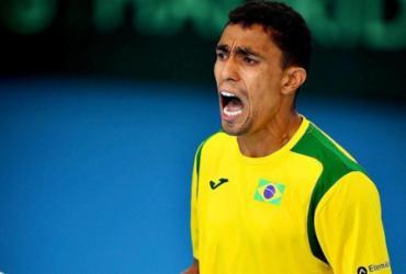 Tênis: brasileiro Thiago Monteiro é confirmado nos jogos de Tóquio | Reprodução | Redes Sociais