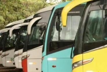 Transporte intermunicipal é suspenso durante o São João