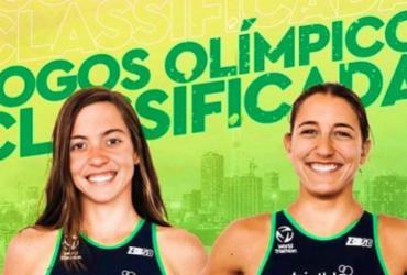 Triathlon: Vittoria Lopes e Luísa Baptista estão confirmadas em Tóquio | Reprodução | Twitter