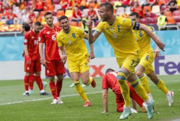 Ucrânia se garante nas oitavas da Euro como um dos melhores terceiros |