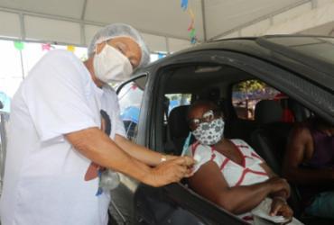 Com 654 novos casos de covid, Bahia registra segundo menor número do ano   Foto: Olga Leiria   Ag. A Tarde
