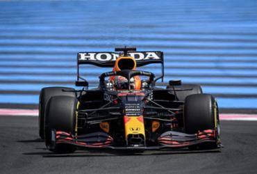 Verstappen marca melhor tempo nos treinos livres do GP da França | Christophe Simon | AFP