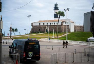 Corregedoria da PM realiza reconstituição de caso de soldado morto na Barra |