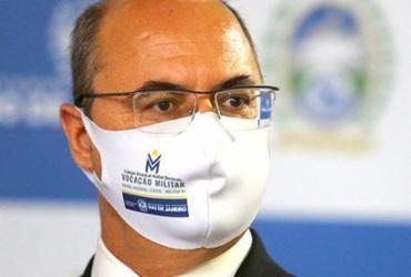CPI da Covid ouve neste quarta o ex-governador do Rio, Wilson Witzel | Philippe Lima | GOVRJ