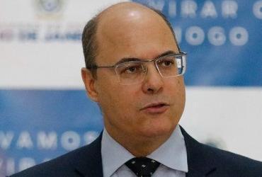 Witzel diz que só vai falar em reunião secreta sob 'proteção policial' | Fernando Frazão I Agência Brasil