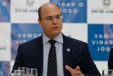 STF mantém condenação do ex-governador do Rio Wilson Witzel | Fernando Frazão I Agência Brasil