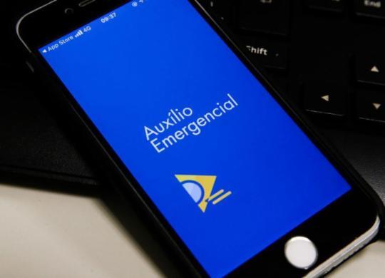 Caixa paga auxílio emergencial a nascidos no mês de julho   Marcello Casal Jr.  Agência Brasil