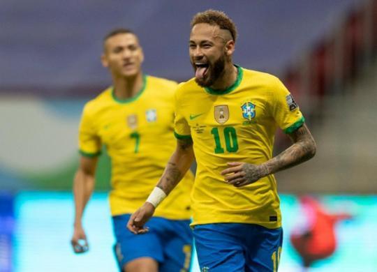 Brasil estreia na Copa América com vitória sobre a Venezuela | Lucas Figueiredo | CBF