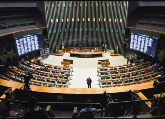 MP da capitalização da Eletrobras é aprovada na Câmara dos Deputados   Antônio Cruz I Agência Brasil