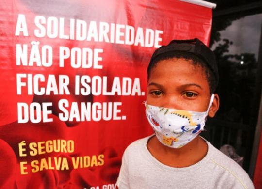 Dia Mundial do Doador de Sangue: voluntários enfatizam importância do ato | Olga Leiria | Ag. A TARDE