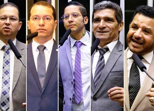 Com distritão em 2018, cinco deputados baianos não teriam tomado posse | Reprodução