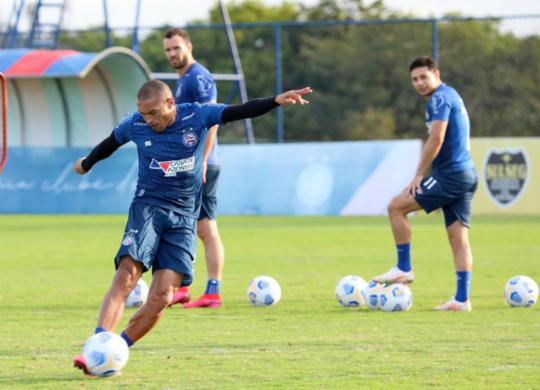 Bahia tenta interromper sequência do Athletico-PR e se consolidar no topo | Felipe Oliveira | EC Bahia