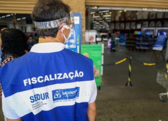 Fiscalização: 24 estabelecimentos são interditados em Salvador no fim de semana | Bruno Concha | Secom PMS
