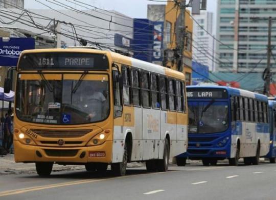 Transporte público terá horário reduzido a partir de amanhã | Joá Souza | Ag. A TARDE