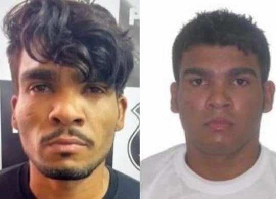 Lázaro Barbosa fez cursos de empatia e sexualidade durante tempo na prisão | Divulgação | Polícia Civil | Montagem A TARDE