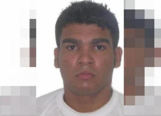 Foragido, Lázaro Barbosa já usou nomes falsos ao se apresentar à policia | Divulgação