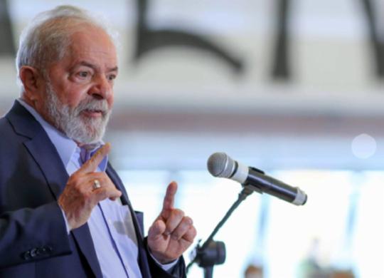 Bolsonaro está corrompendo ideologicamente militares, diz Lula | Ricardo Stuckert I PT