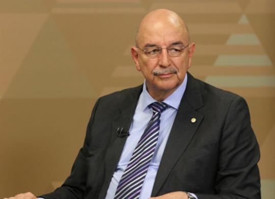 Osmar Terra afirma que não aconselhou imunidade de rebanho a Bolsonaro | Valter Campanato I Agência Brasil