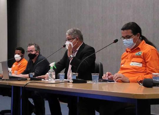 Assembleia Legislativa da Bahia cobra da Petrobras informações sobre venda da RLAM | Ricardo Figueredo | Ascom