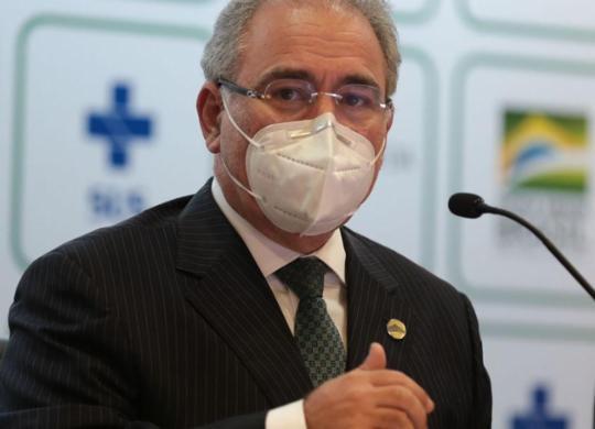 Pessoas com mais de 18 anos serão vacinadas até dezembro, afirma Queiroga | Marcello Casal Jr | Agência Brasil