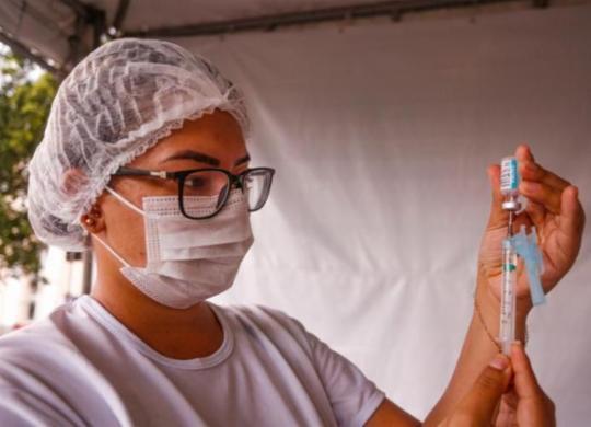 Salvador suspende vacinação contra a Covid-19 por falta de doses | Ag. A TARDE